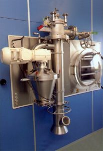Photograph of Freeze Dryer