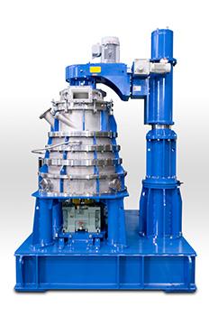Micron Pulvis-Sub Micron Mill