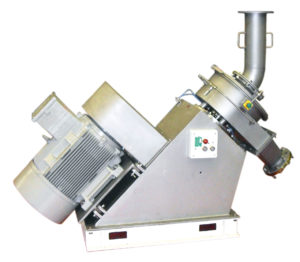 Photograph of Angle Disintegrator