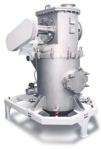 A photo of a AFG Fluidised Bed Opposed Jet Mill