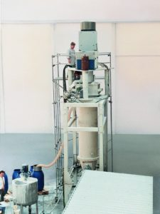 A photo of a ANR Agitated Media Mill