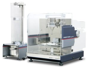 A photo of a PT-X Powder tester